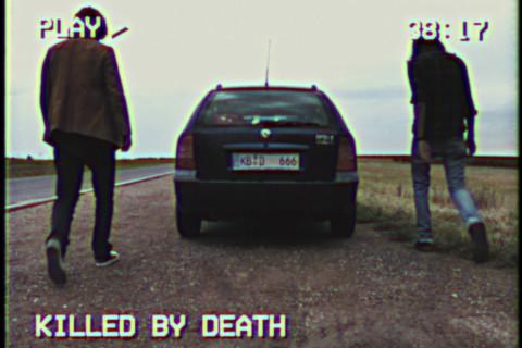 Killed By Death – I Wanna Go …